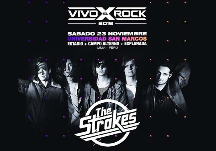 Fuente: Facebook Vivo x el Rock