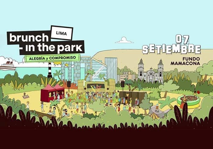 Brunch -In The Park Lima / Foto: @vastiongroup - facebook