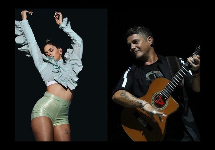 Collage Alejandro y Rosalia