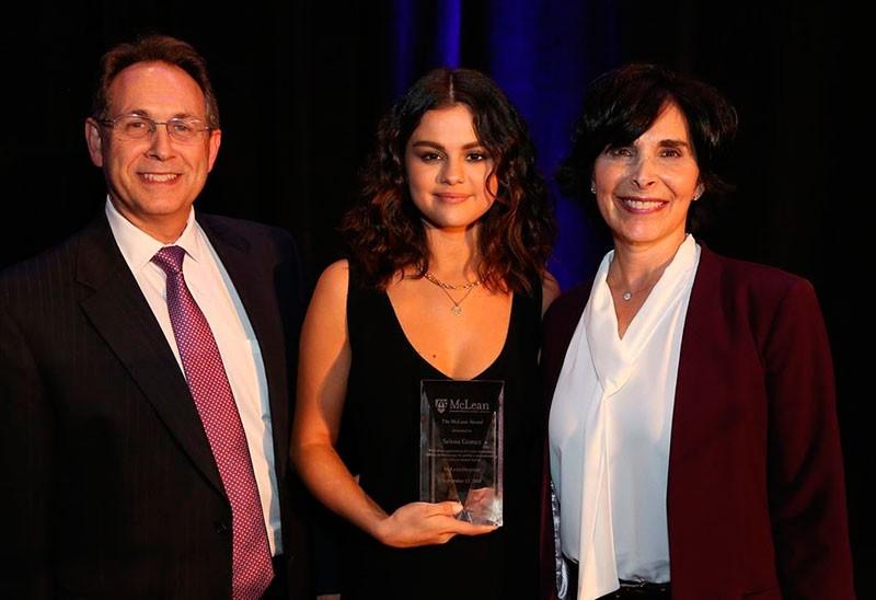 Premio Mclean a Selena Gomez