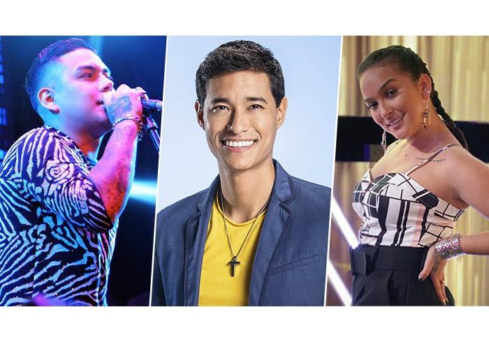 Cesar Vega, Tony Succar, Daniela Dancourt / Fotos Instagram