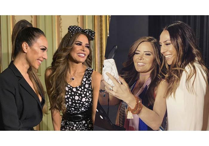Gloria Trevi y Mónica Naranjo anuncian dueto en Grande / Instagram