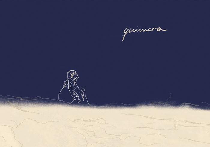 """Portada """"quimera"""", tercer single de Alba Reche"""