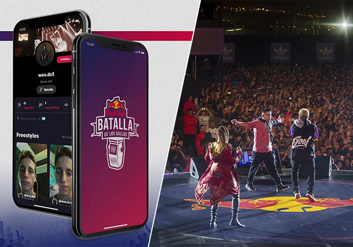 Red Bull Batalla de los Gallos 2020 © RED BULL