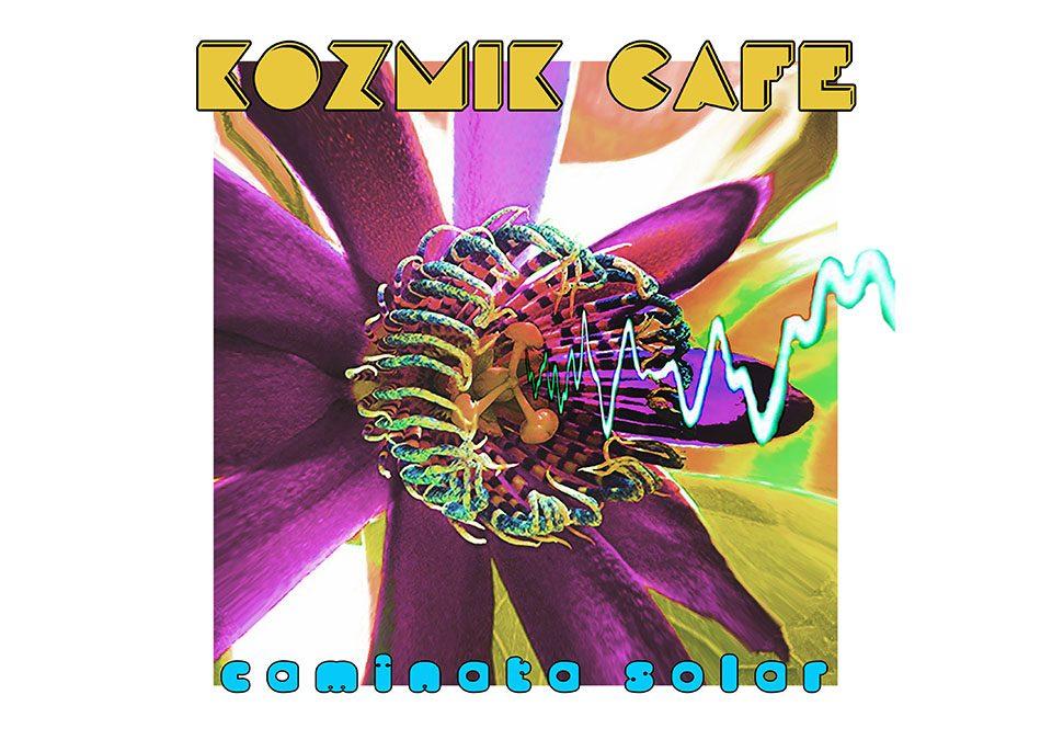 """""""Caminata Solar"""", Kozmik Café"""