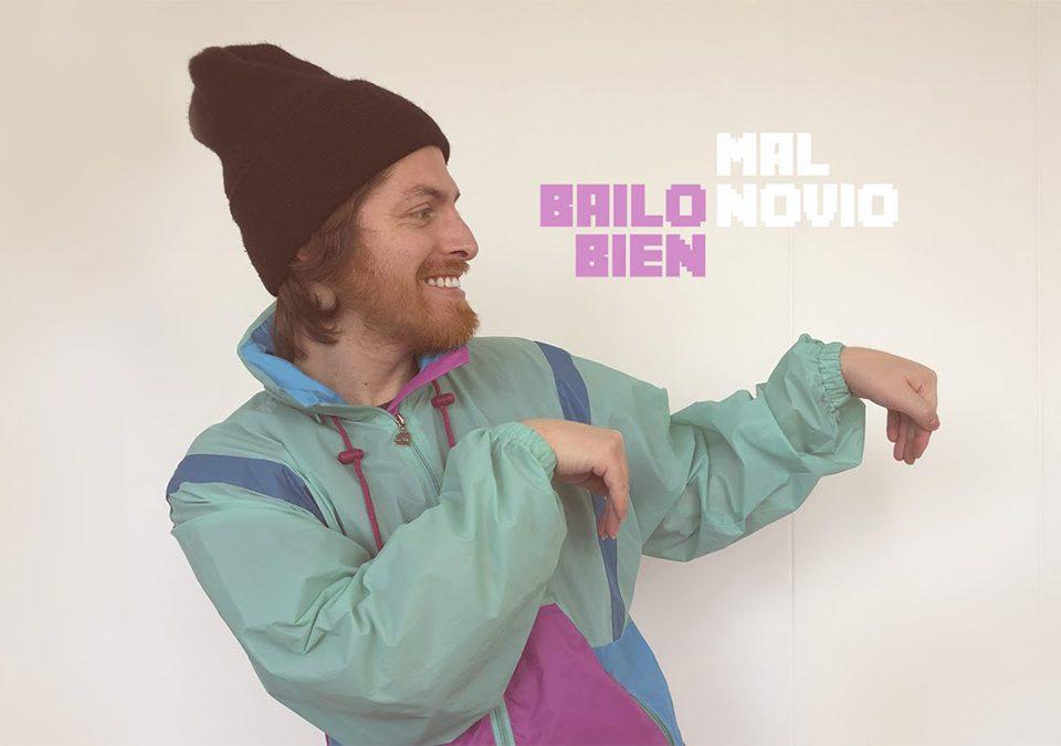 "Mal Novio presenta su sencillo ""Bailo bien"""