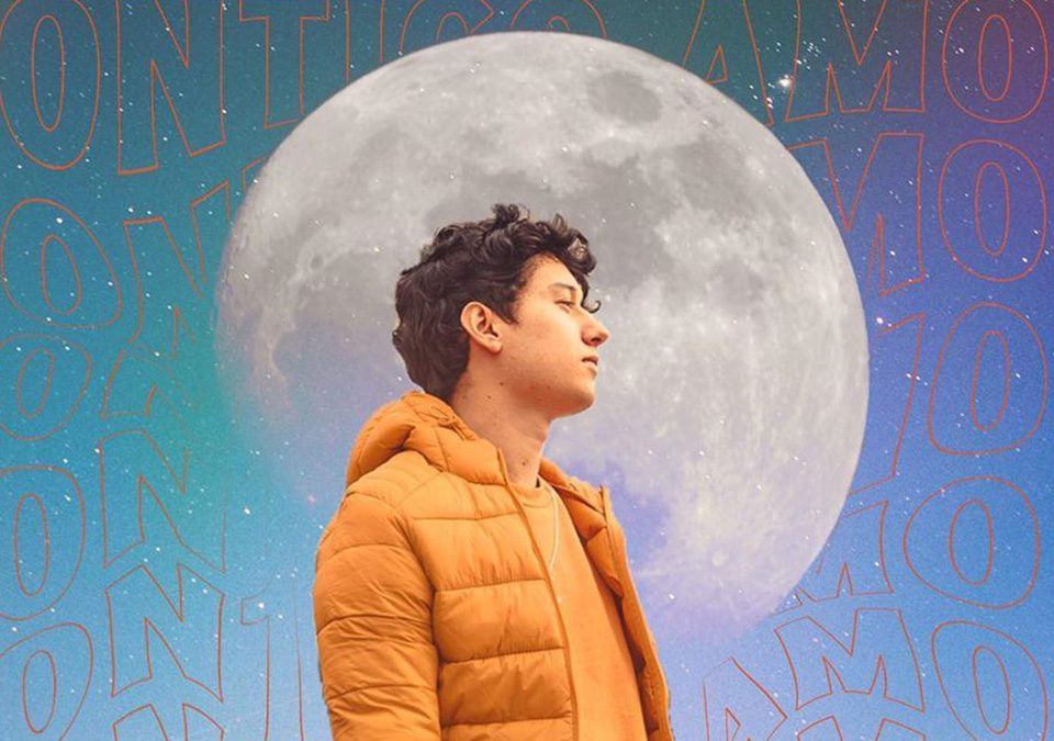 "Felipe Moon presenta su single ""Contigo Amor"""