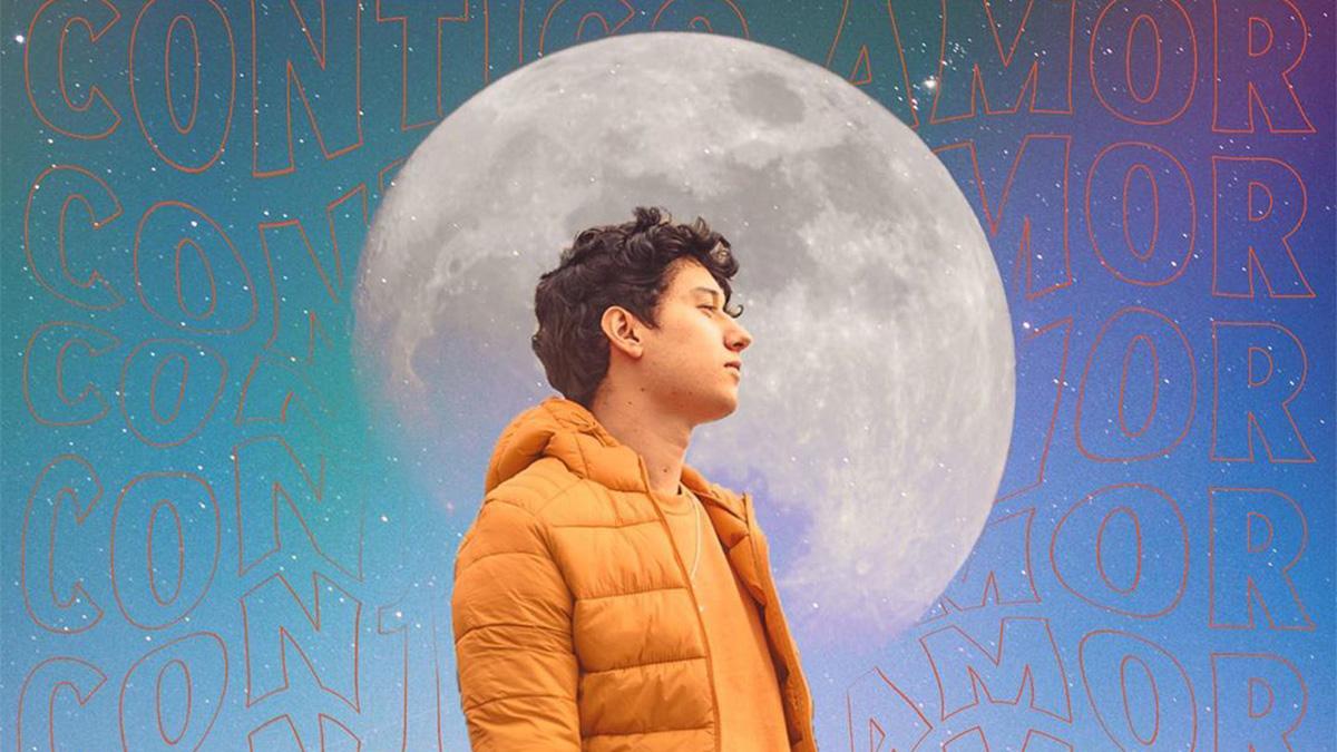 "Felipe Moon presenta su single ""Contigo Amor"""
