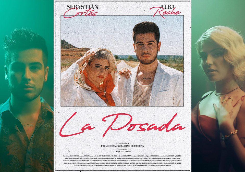 """La Posada"", tema de Sebastián Cortés junto a Alba Reche se estrena este 24 de septiembre"
