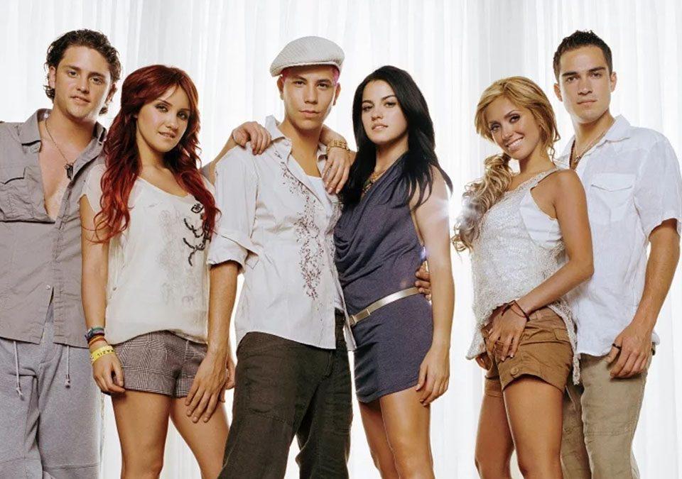 La música de RBD rompe récords a nivel global.