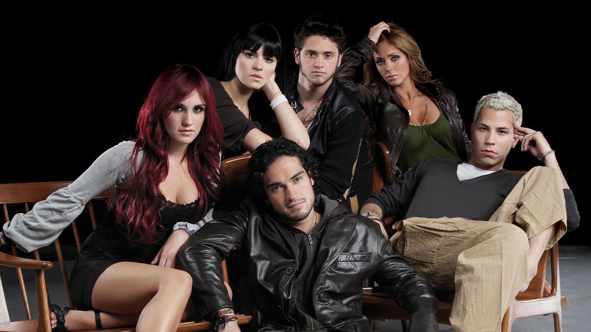 La música de RBD está de regreso en las plataformas digitales.