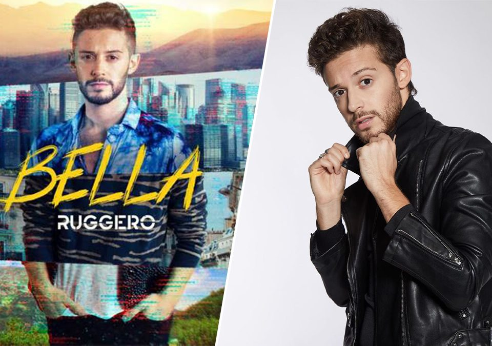 "Ruggero presenta su nuevo single ""Bella"" / Foto: @ruggero"