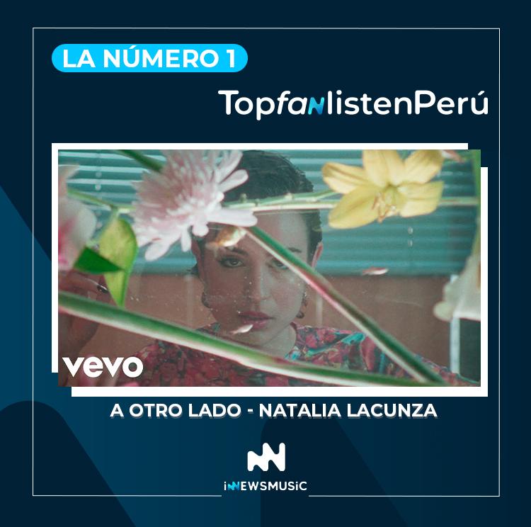 A otro lado Natalia Lacunza / Numero 1 TopFanListenPeru