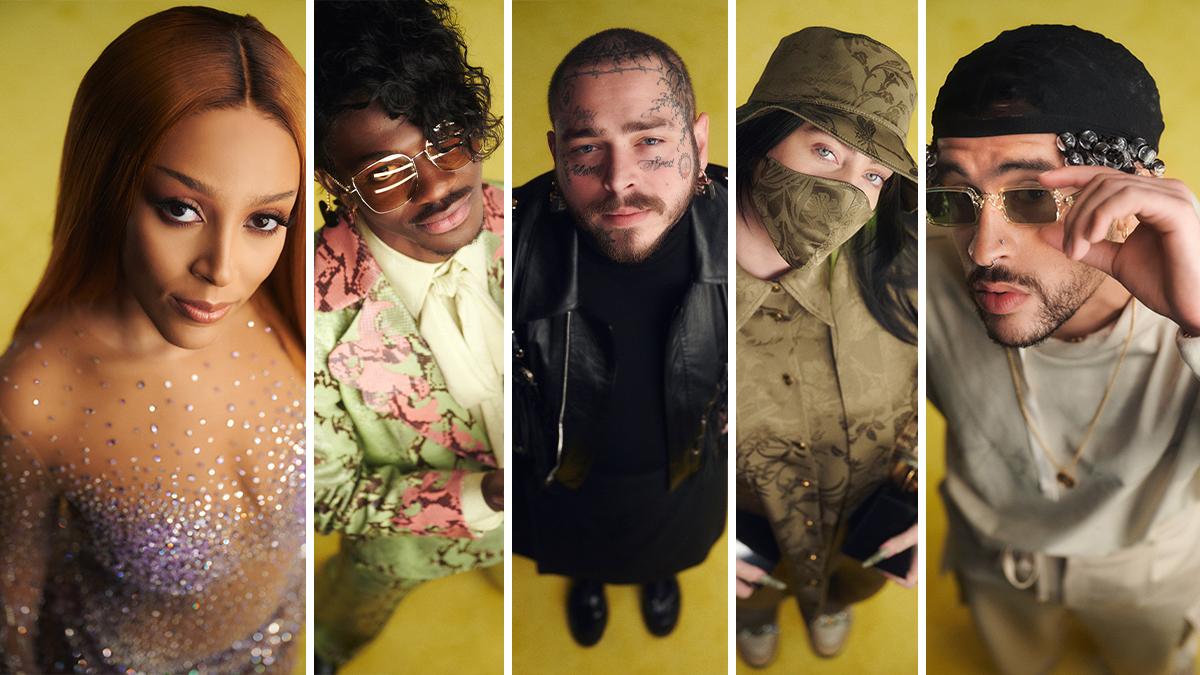 Ganadores de los premios Billboard Music Awards Foto @TheBBMAs