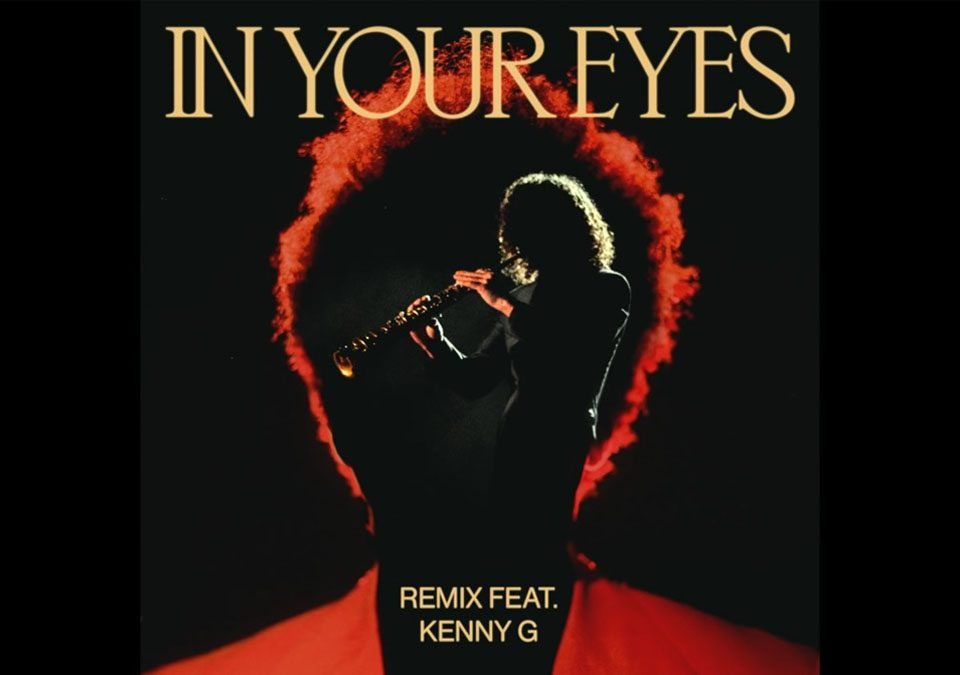 In Your Eyes (remix) lo nuevo de The Weeknd y Kenny G / Foto: Captura video