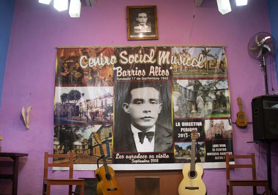 Centro Social Musical Barrios Altos
