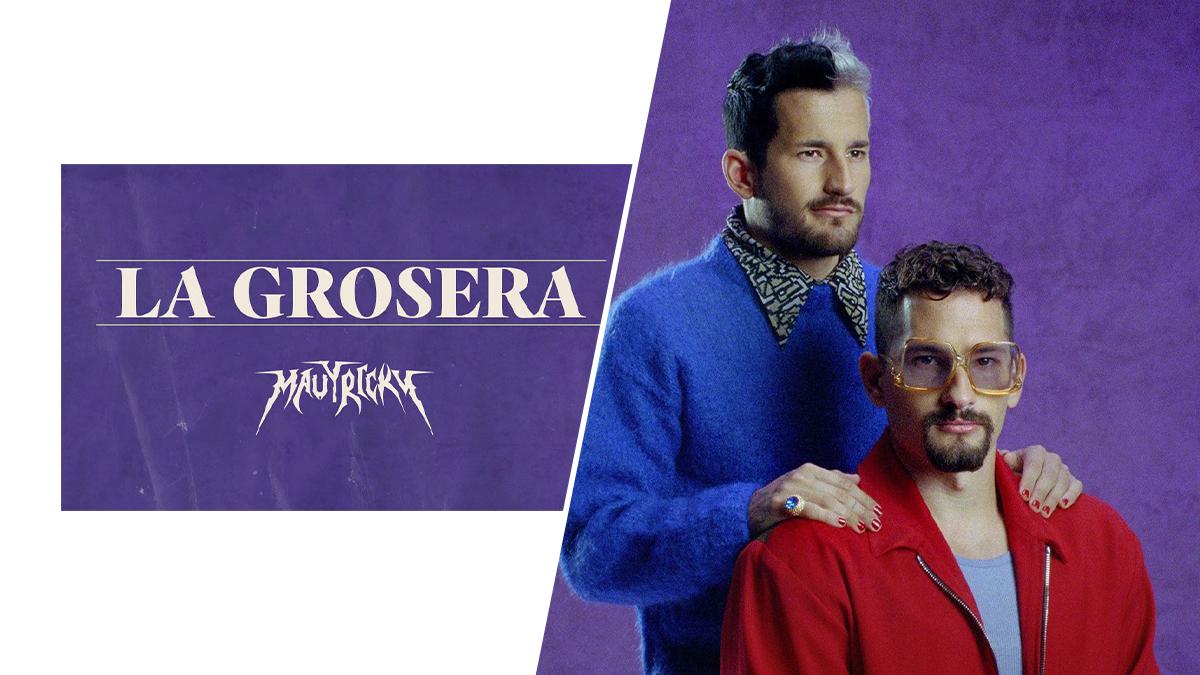 """Mau y Ricky presentan """"La Grosera"""""""