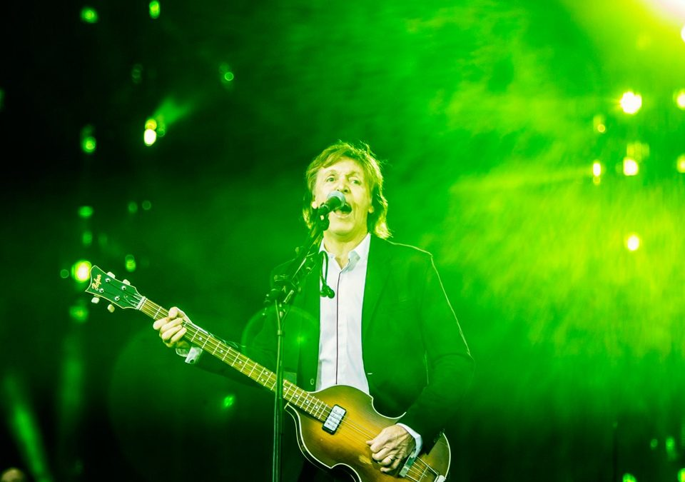 Paul McCartney / Foto: @PaulMcCartney (Facebook)