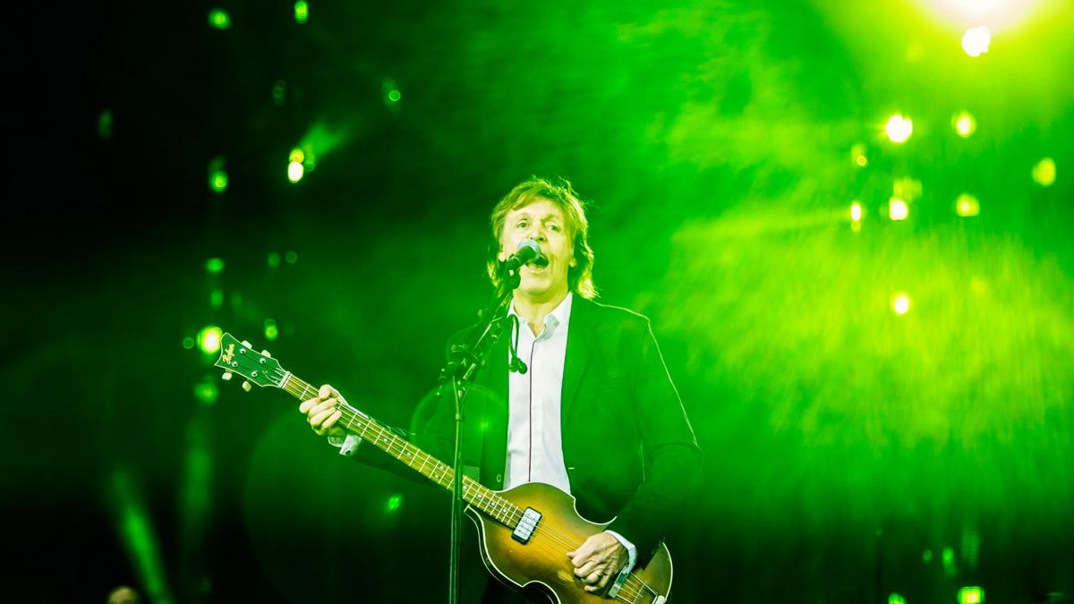 Paul McCartney / Foto: @PaulMcCartney (Facebook)
