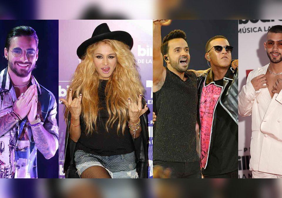 Premios Billboard de la Música Latina 2020 / Foto: @LatinBillboards (Facebook)