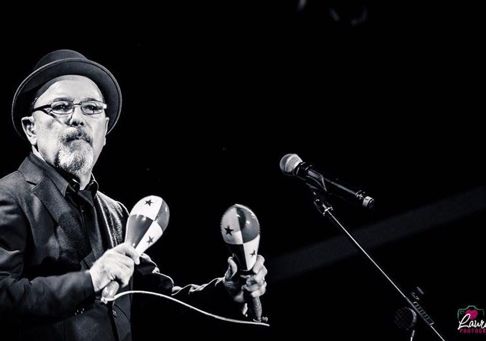 Rubén Blades / Foto: Laura de Kwant Photography (Facebook @Ruben.Blades.Oficial)