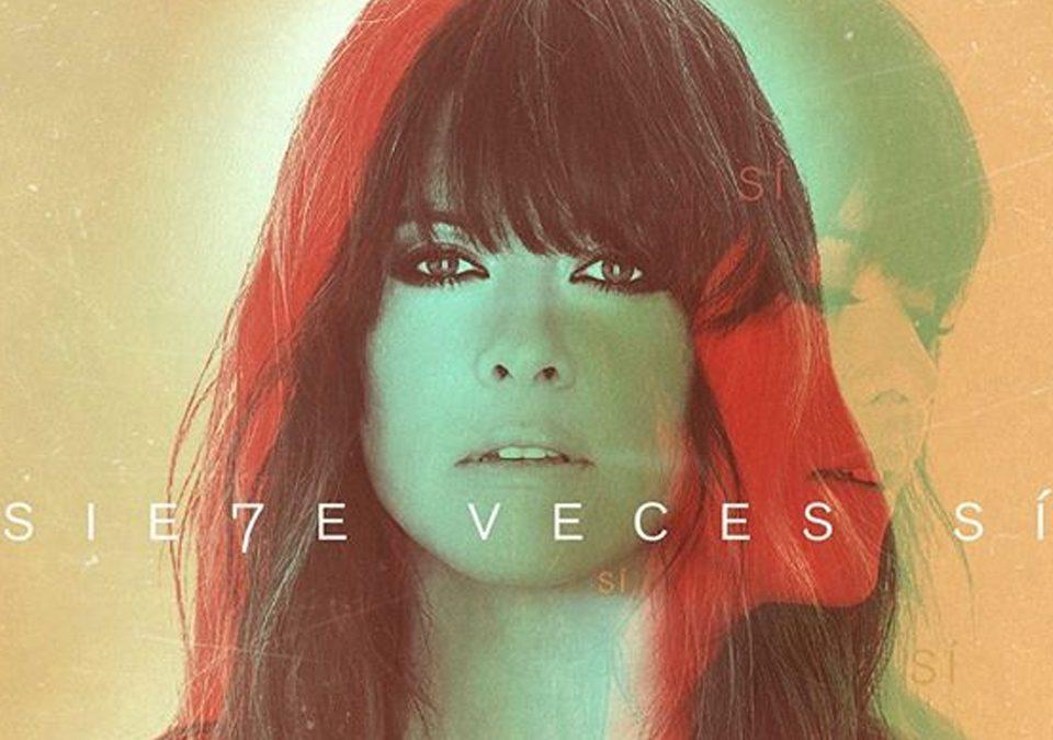 """""""Siete veces sí"""" el nuevo álbum de Vanesa Martín"""