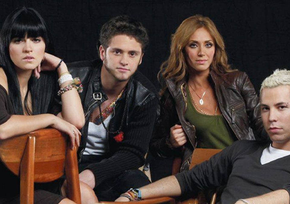 'Ser o parecer' el concierto que trae de vuelta a los escenarios a RBD
