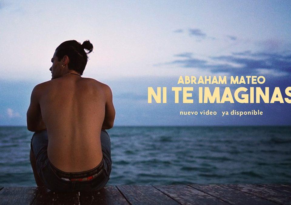 """Abraham Mateo publica el video musical de su tema """"Ni te imaginas"""""""