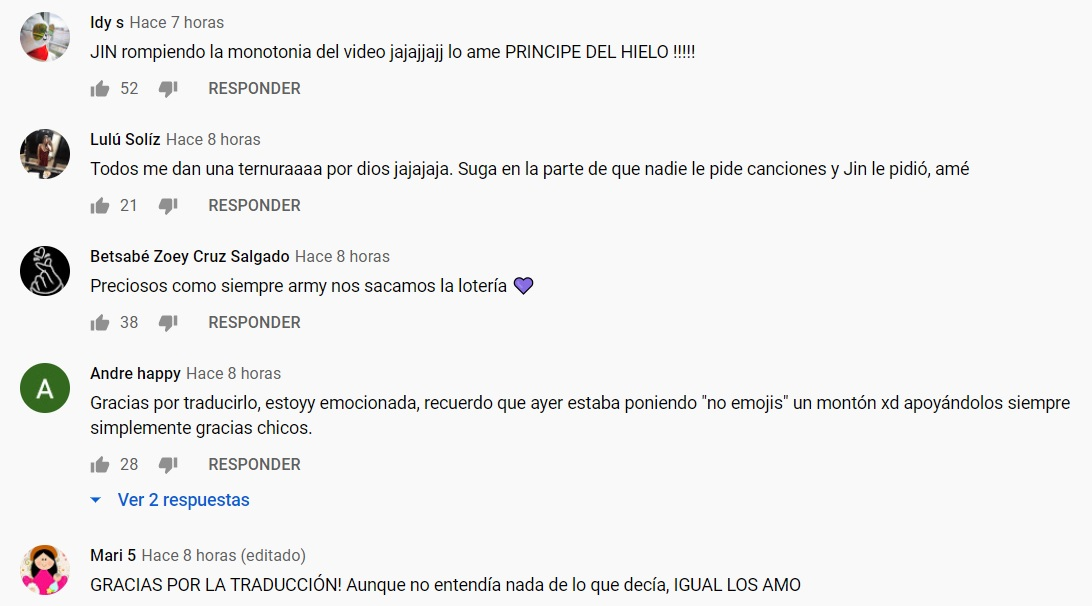 FANS ARMY BTS - BE