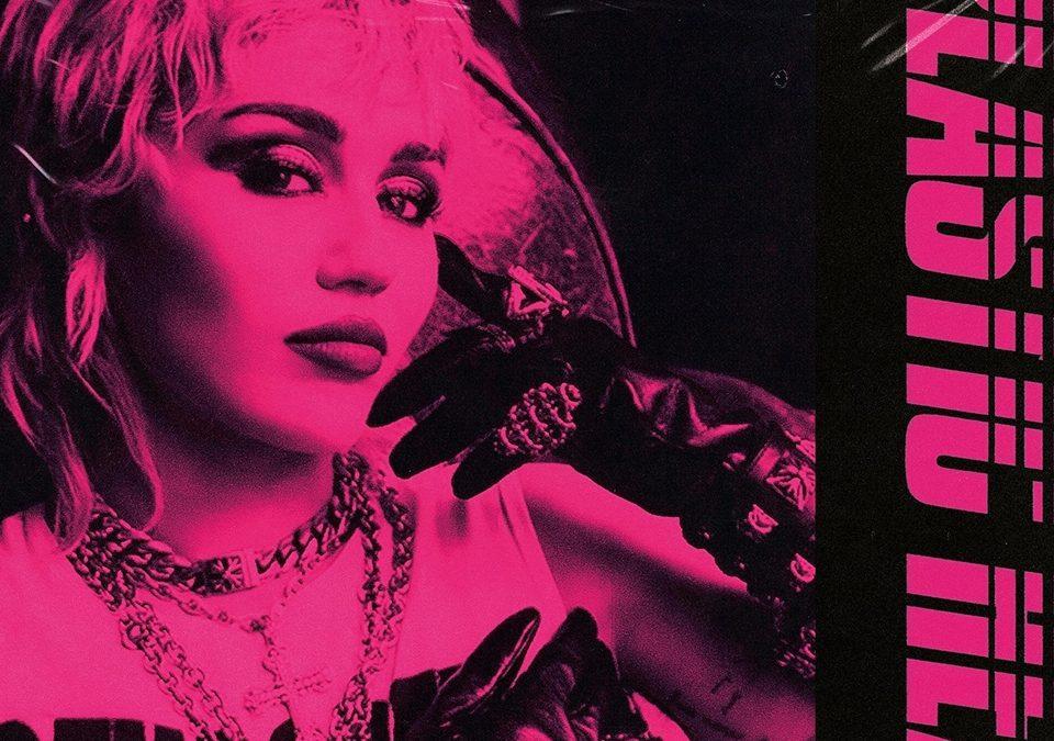 """Miley Cyrus presenta su nuevo álbum """"Plastic Hearts"""""""