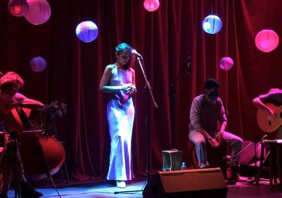 La peruana, La Lá cierra el año con un concierto virtual