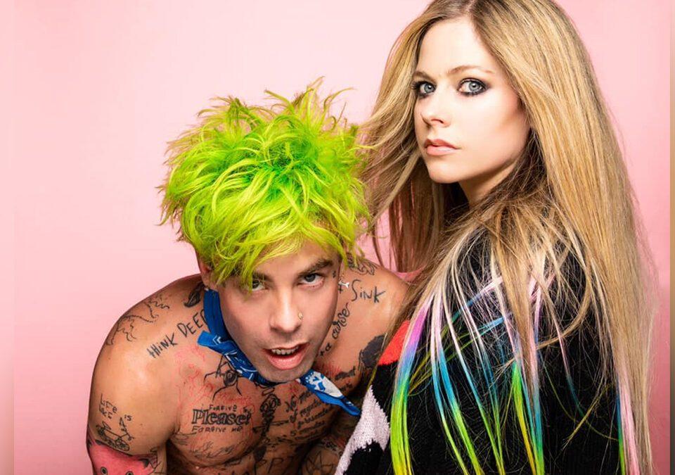 """Avril Lavigne regresa con """"Flames"""""""