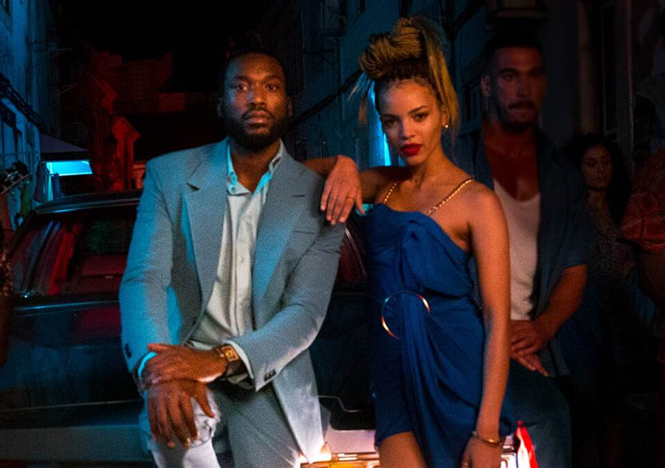 Leslie Grace lanza con gran éxito el remix de Conga junto a Meek Mill