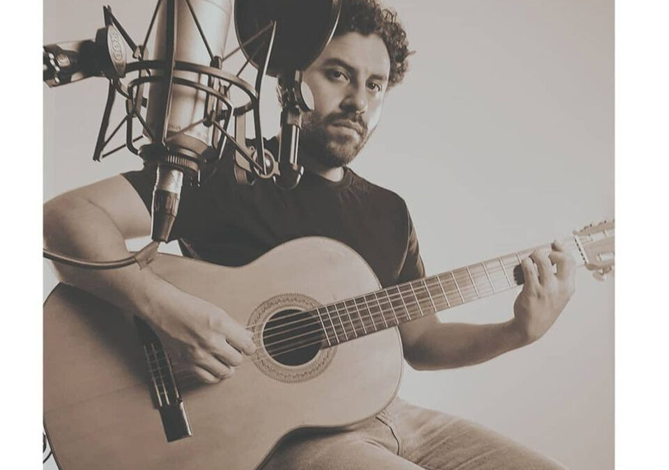 """Nicolás Cáceres """"En Fieri"""", presenta su primer single """"Incluso Después"""""""