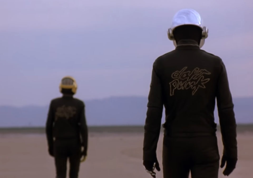 Daft Punk se despide tras 28 años de carrera / Foto: Captura YouTube