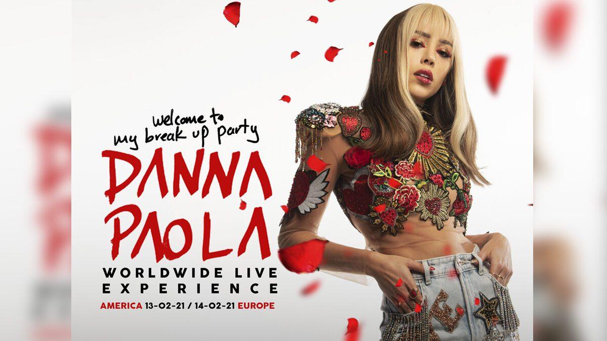 Danna Paola Worldwide Live Experience