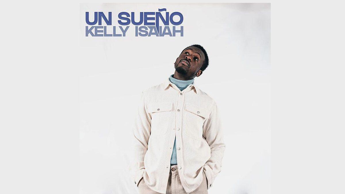 """Kelly Isaiah el ganador de """"La Voz"""" 2020 presenta """"Un Sueño"""" / Foto: Difusión"""