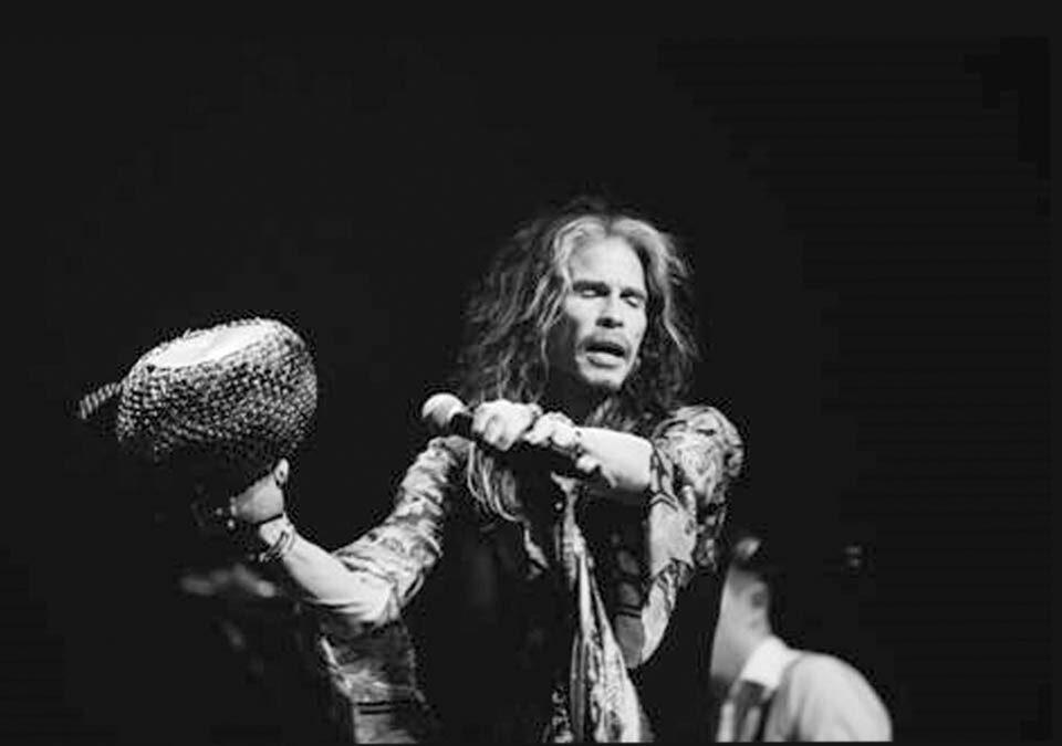 La última reunión de grandes músicos del Rock / Foto: Ross Halfin