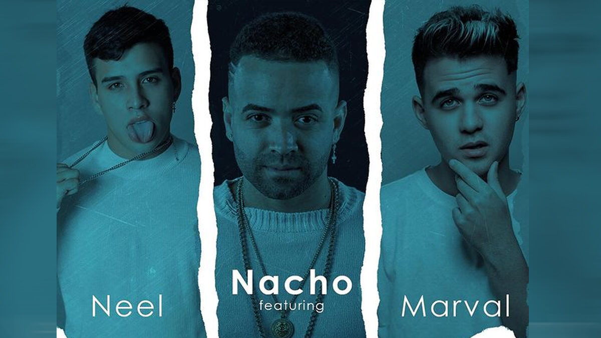 """Nacho nos trae """"Low"""", con la colaboración de los artistas emergentes venezolanos Neel y Marval"""