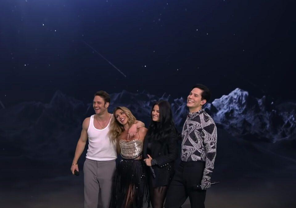 """RBD lanza la versión en vivo de """"Siempre he estado aquí"""""""