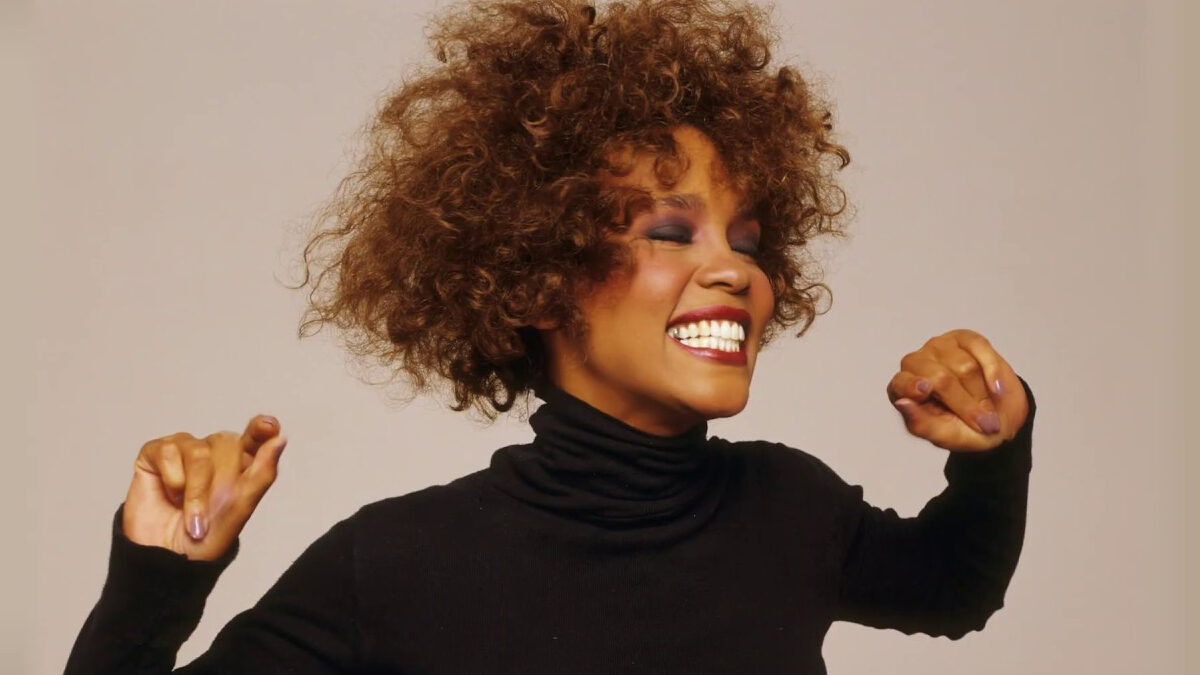 Whitney Houston Behind The Scenes – An Evening With Whitney / Foto: Captura YouTube