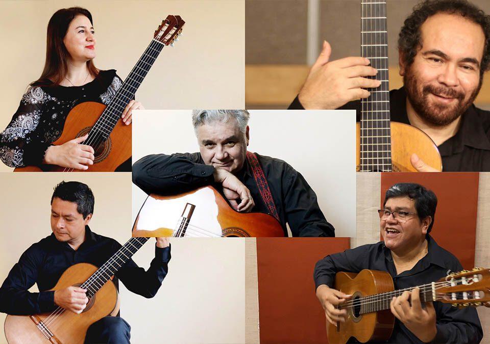 """""""5 para Guitarra"""" / Foto: Difusión"""