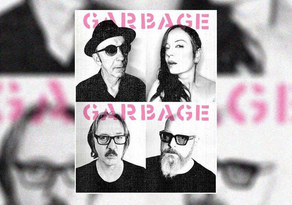 GARBAGE anuncia nuevo álbum 'NO GODS NO MASTERS'