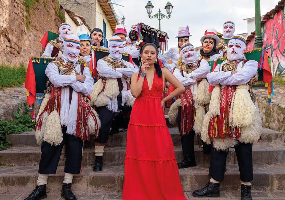 """Wendy Sulca se une a Olaya Sound System en """"El Reclamo"""""""