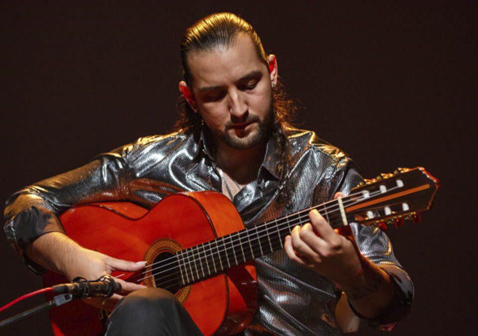 """El guitarrista catalán Edu Vico presenta """"Arizona"""""""