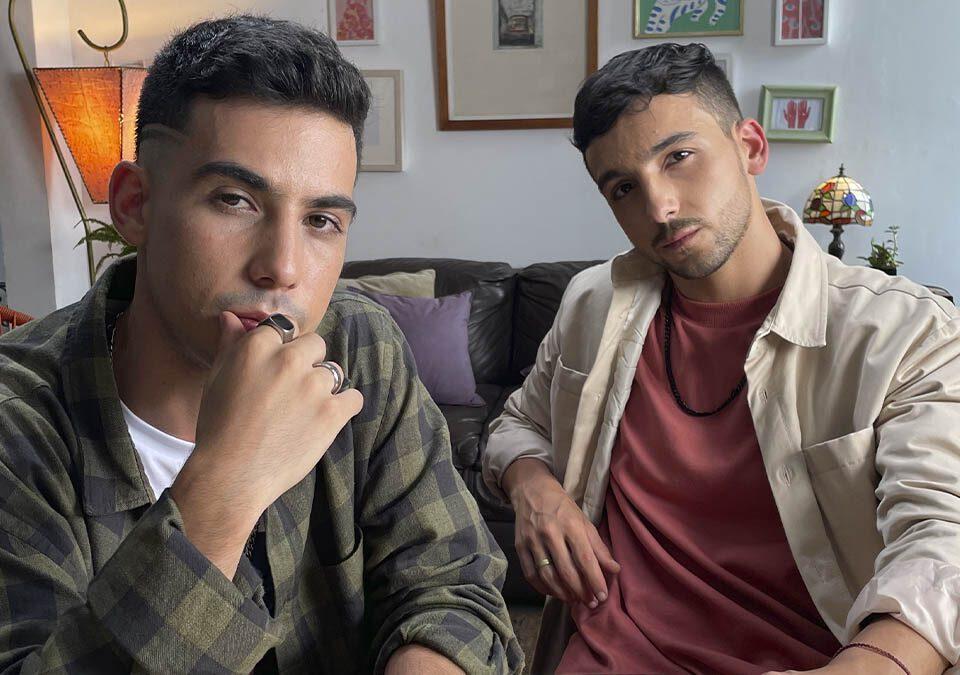 """Inti y Vicente lanzan su sencillo """"USA"""" en formato de audio 3D / Foto: Universal Music Group"""