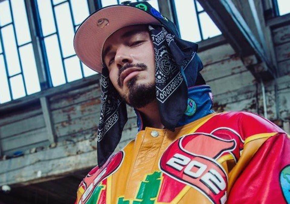 J Balvin se convierte en historia de la revista Billboard como el artista Latino Urbano con más número 1 / Foto: @DIEGOLAREZ