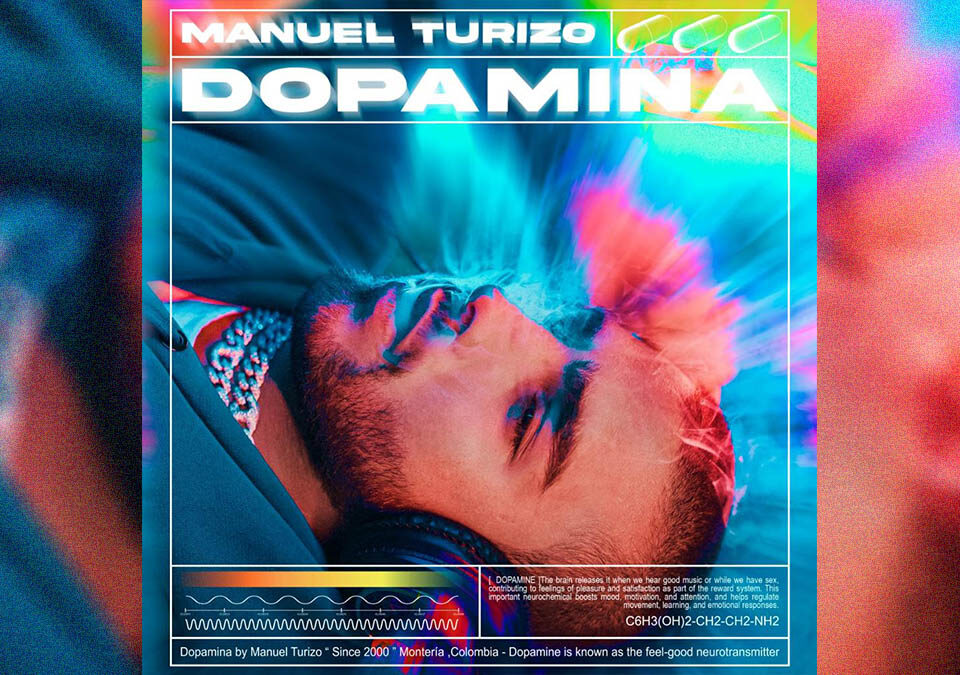 """Manuel Turizo presenta """"Dopamina"""", su segunda producción discográfica"""