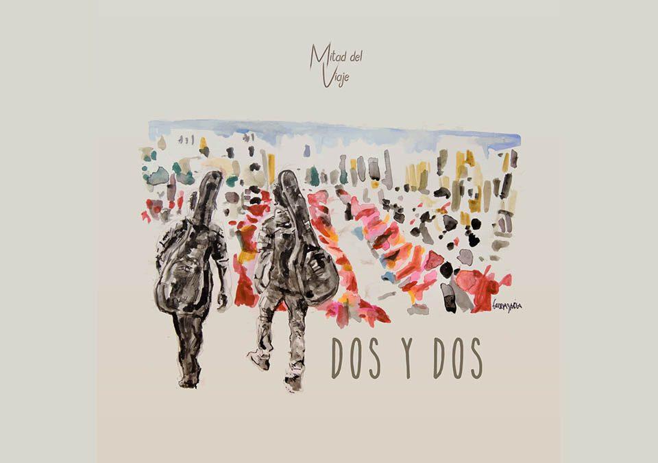 """Mitad del viaje presenta """"Dos y Dos"""" / Foto: Difusión"""