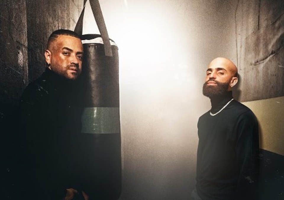 """Nacho se une al artista puertorriqueño Arcángel en """"Saco de Boxeo"""""""